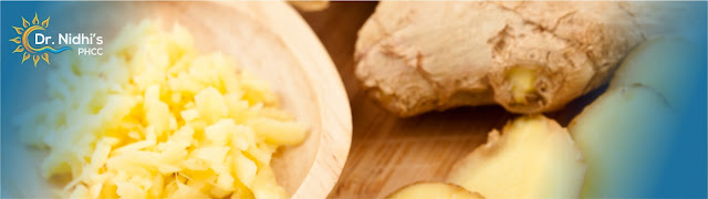 ginger can be eaten during hypothyroidism