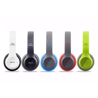cuffie bluetooth stereo p47