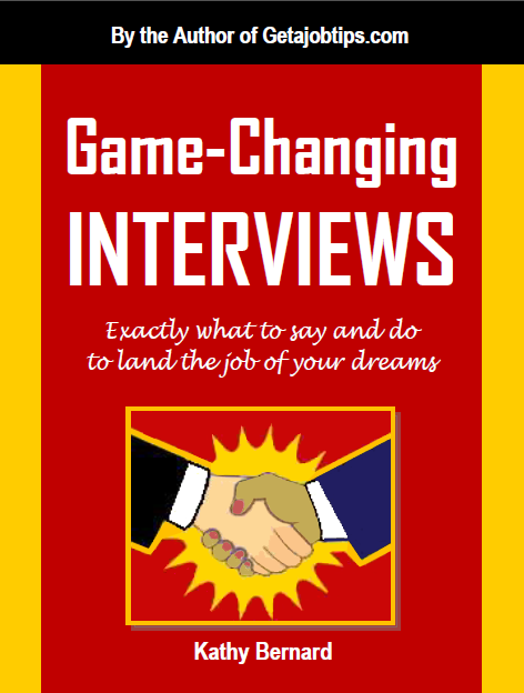 Interviewing e-Book by Kathy Bernard