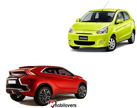 Gambar Mobil Mitsubishi