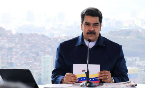 MADURO FELICITA PARTICIPACIÓN DEL G4 EN LAS MEGAELECCIONES