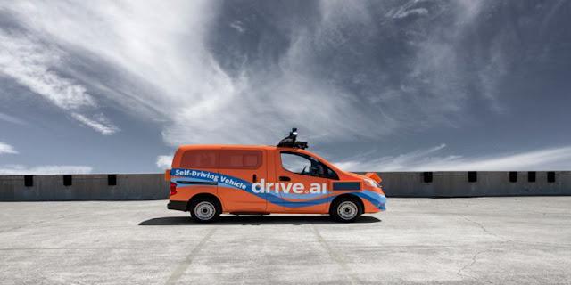 Apple acquires autonomous vehicle startup Drive.ai