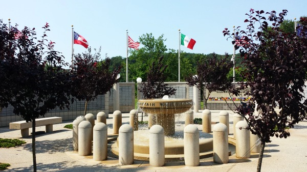 Veterans Wall of Honor in Bella Vista, AR