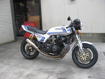 ホンダCB900F