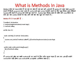 What is Methods In Java How To Learn Java Programming In This Article You will Learn EAsy And Fast how to learn java with no programming language Best Site To Learn Java Online Free java language kaise sikhe Java Tutorial learn java codecademy java programming for beginners best site to learn java online free java tutorial java basics java for beginners how to learn java how to learn java programming how to learn java fast why to learn java how to learn programming in java how to learn java with no programming experience how to learn java programming for beginners