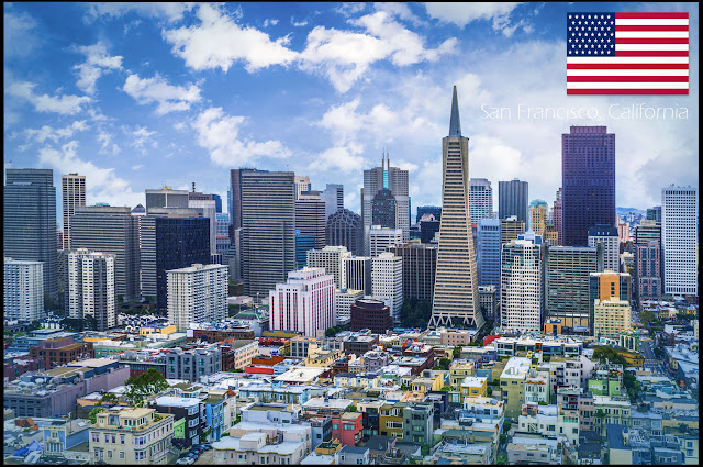 Greatest Cities San Francisco, California