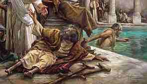 Il paralitico di Betesda