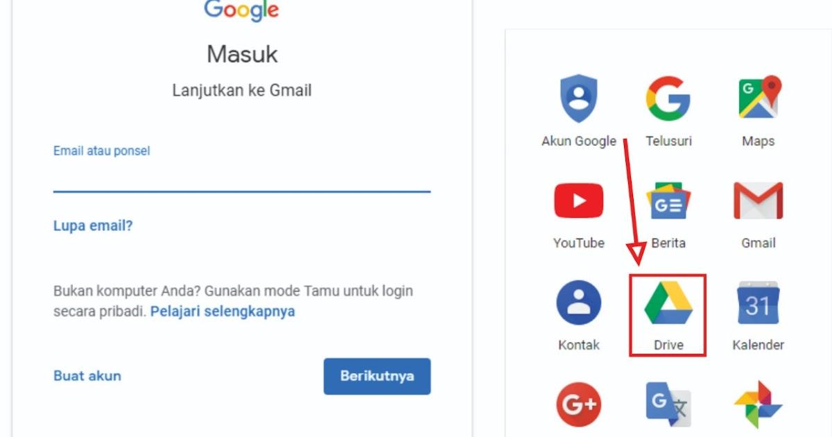 Cara Membuat Formulir Pendaftran Online Menggunakan Google ...