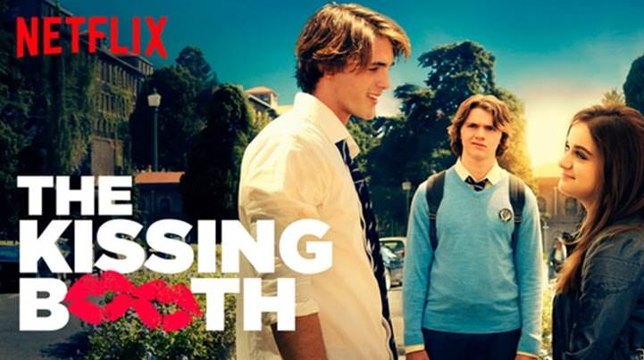 The Kissing Booth, Movies Like The Kissing Booth