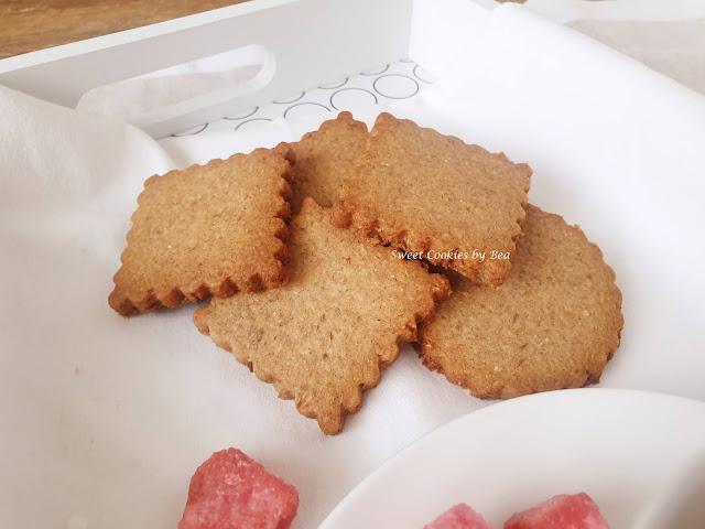 galletas de canela y anís