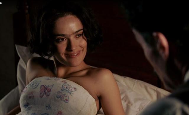cena do filme Frida (2002)