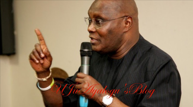 Atiku Won Many South West State- But Left Lagos For Tinubu Because Of Old Time Sake