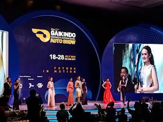 Claudia Finalis Miss Auto Show 2019