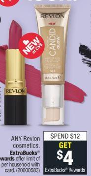 FREE Revlon Makeup CVS Deals 1-26-2-1