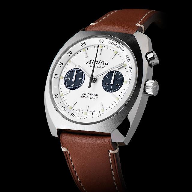 Alpina Startimer Pilot Heritage Chronograph AL-727SS4H6