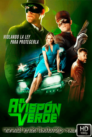 El Avispon Verde 1080p Latino