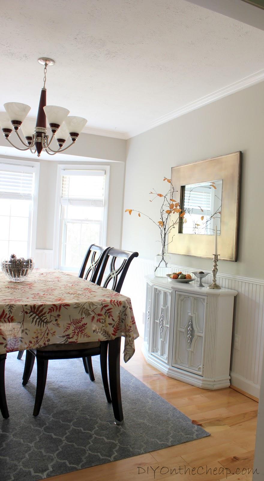 "Fall Dining Room Decor - Erin Spain on ""Room Decor""  id=48573"