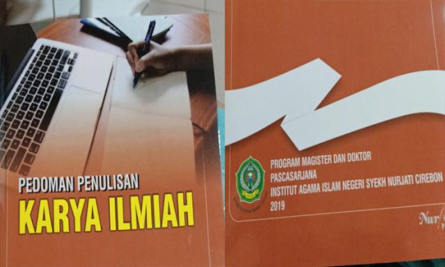 Tata Cara Pembuatan Proposal Tesis IAIN Syekh Nurjati