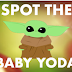 Quiz Diva Spot the Baby Yoda Quiz Answers Score 100%