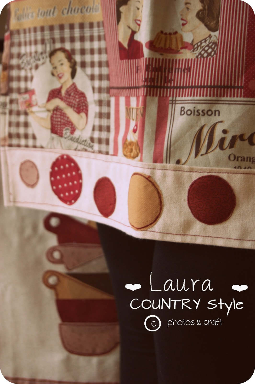 Laura country style Vintage kitchen trend
