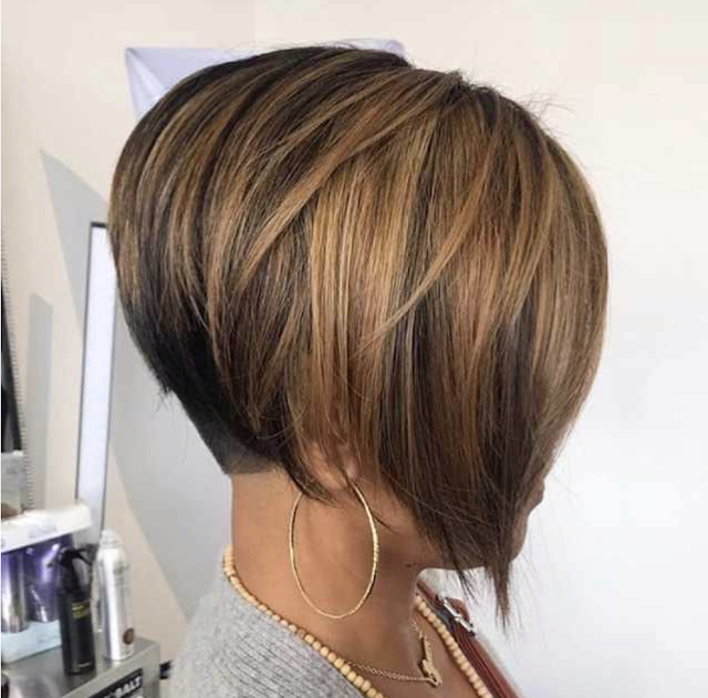 hairstyles for short haircut 2019