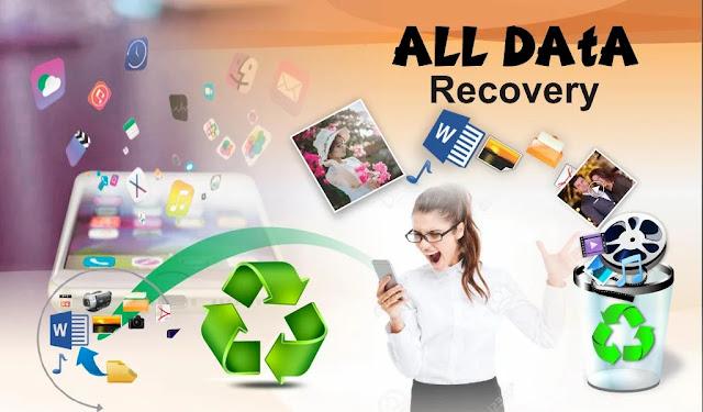 تحميل تطبيق استرجاع الملفات المحذوفة All Data Recovery Files Recovery super back up APK