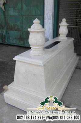 Harga Kijing Kuburan Islam, Kijing Makam Marmer Kaligrafi