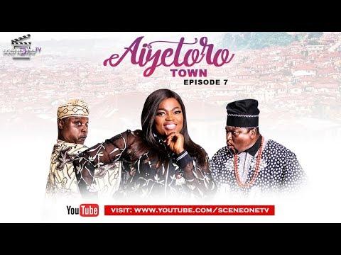 Movie: Aiyetoro Town Episode 7 - THE CLASH