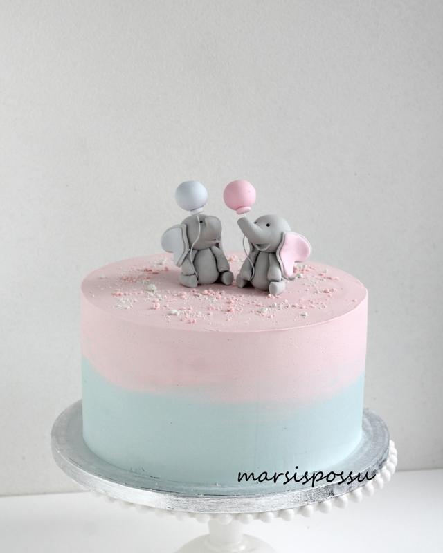 kaksosten kakku