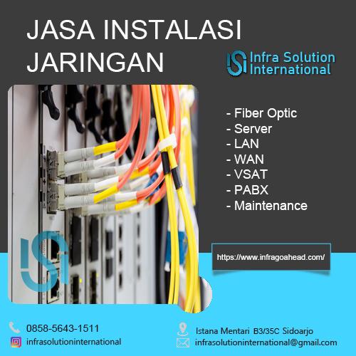 Jasa Jaringan Server Sidoarjo Enterprise
