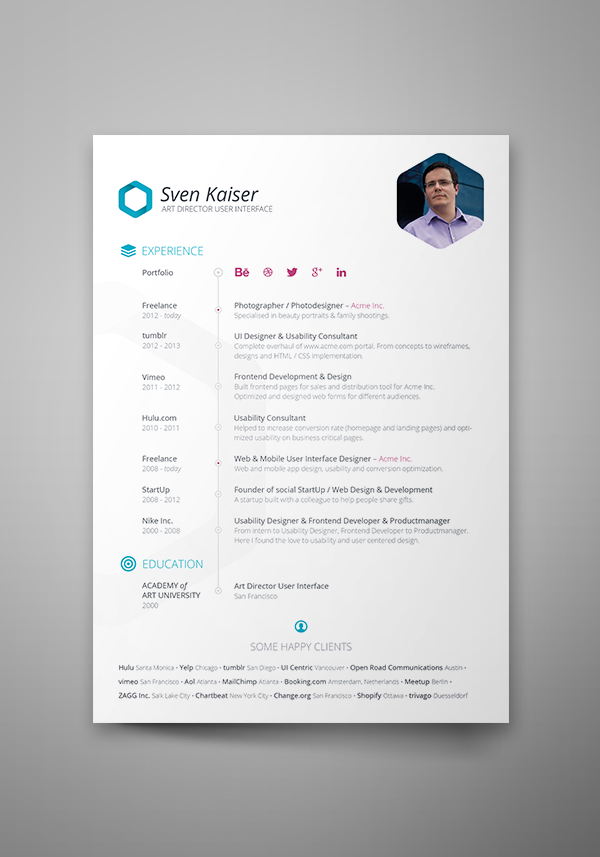 Updated Resume Template 2015. Basic Resumes Free Resumes Resume
