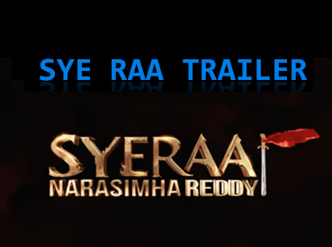 """Sye Raa Trailer Impressed with The Last Dialogue """"Get Out from My Motherland"""""""