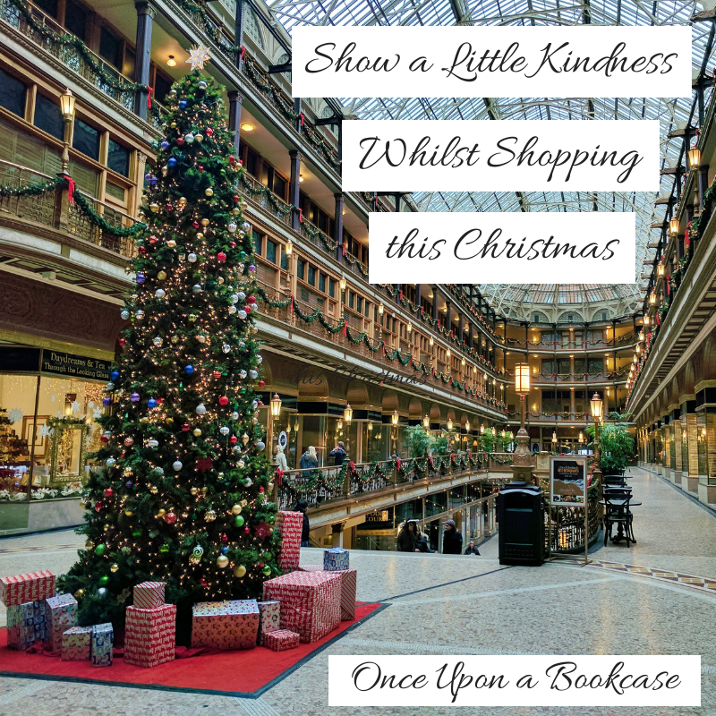 Show a Little Kindness Whilst Shopping This Christmas