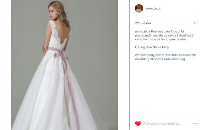Cocomelody Store Loja Vestidos Casamento
