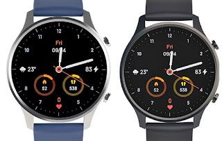 ساعة شاومي Xiaomi Mi Watch Revolve الإصدارات: XMWT06