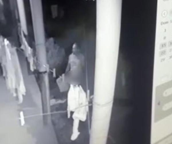 Polícia prende homem suspeito de invadir casa para roubar calcinhas no interior do Ceará