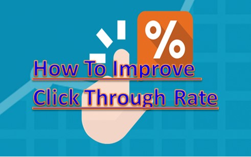 How To Improve CTR (Click Through Rate)