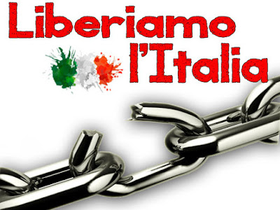 LIBERIAMO L'ITALIA - 12 Ottobre