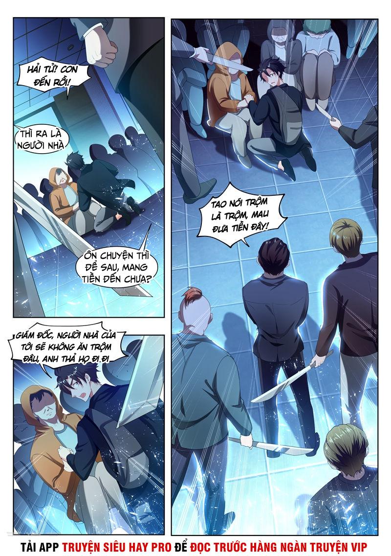 Điện thoại của ta thông tam giới chap 172 - Trang 3