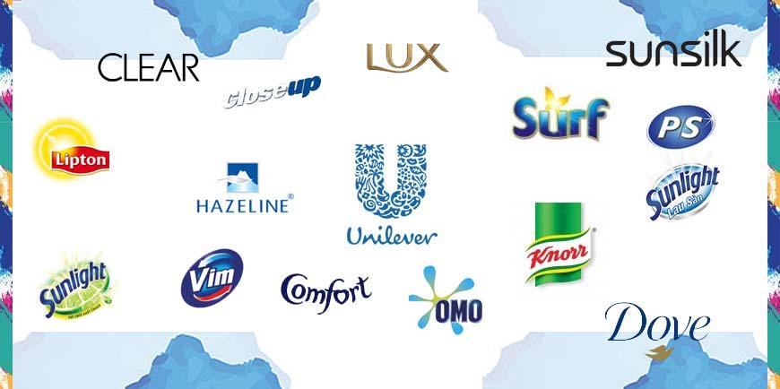 Các thương hiệu Unilever tại Việt Nam