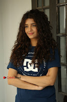 Actress Rithika Sing Latest Pos in Denim Jeans at Guru Movie Interview  0069.JPG