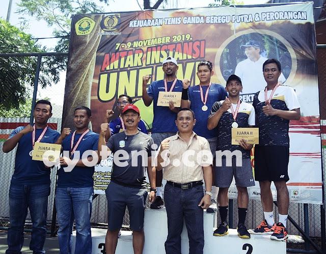 Unej Cup VI: Onggo/Rahmad Sabet Gelar Juara