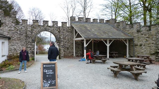 Кафе недалеко от Claife Viewing Station