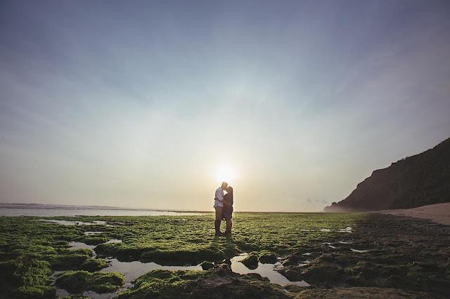Pantai Nyang Nyang, Pantai Indah dan Tersembunyi di Bali