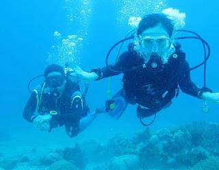 معنى حلم الغواص,تفسير حلم الغوص في قاع البحر