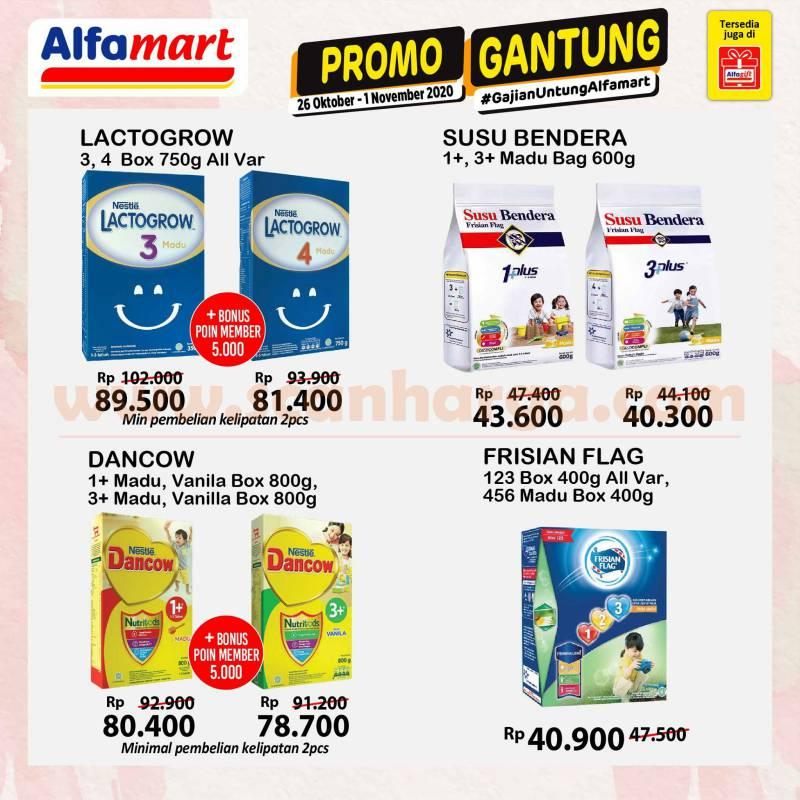 Alfamart GANTUNG Promo Gajian Untung 26 Oktober - 1 November 2020 9