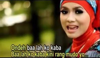 Kumpulan Lagu Minang Mp3 Terpopuler
