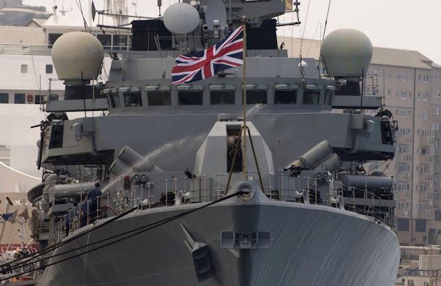 в регіоні буде розміщений багатоцільовий корабель гідрографічної розвідки ВМС Великобританії Echo