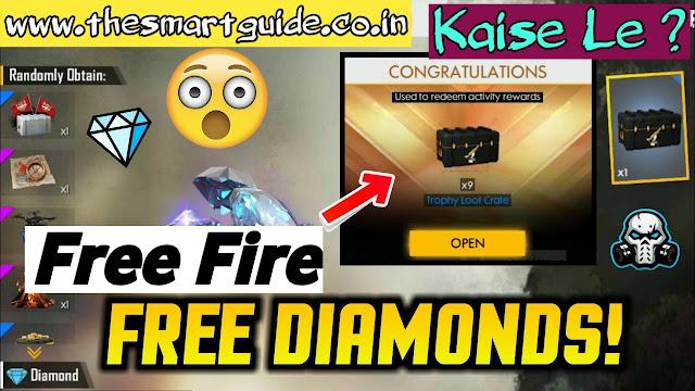 free fire free Diamond app