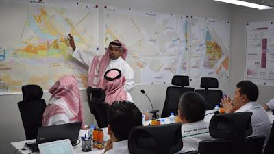 Renovasi Mina, Arab Saudi Memugar Gunung untuk Jamaah Indonesia